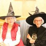Look at these gorgeous witches!