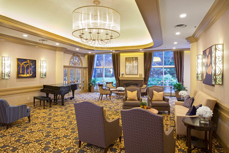 Our warm welcoming lobby and smiling associates greet you and your guests daily.