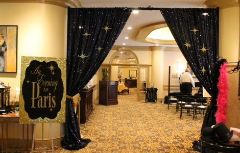 """An Evening in Paris"": Pacific Regent's 31st Anniversary Party"