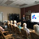 This seminar was a favorite of many... It was all about Stem Cell Therapy!