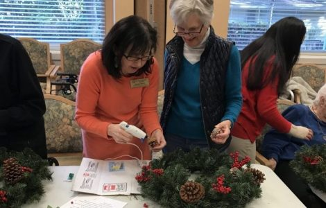 Holiday Happenings at Pacific Regent