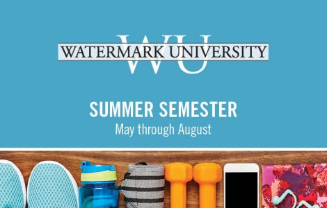 Summer 2019 Watermark University Catalog